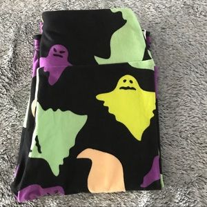 LulaRoe Tween Halloween Leggings